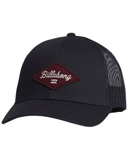 5 Walled - Trucker Cap für Herren Violett S5CT02BIP0 Billabong