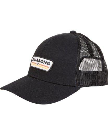 3 Walled - Trucker Hat for Men Grey S5CT02BIP0 Billabong