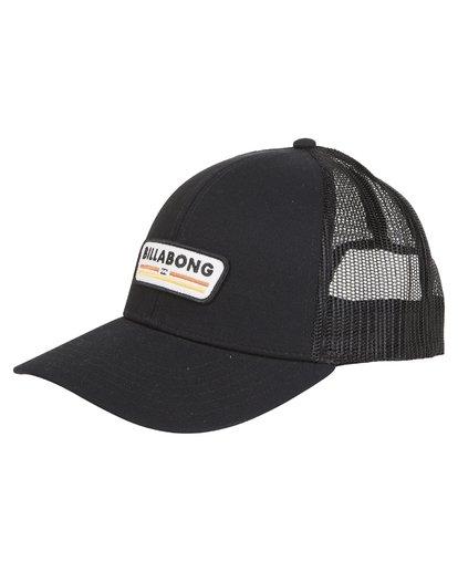 5 Walled - Trucker Hat for Men Grey S5CT02BIP0 Billabong