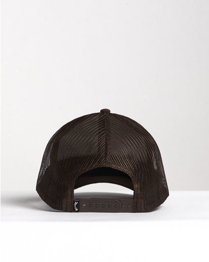 1 Walled - Gorra de visera curvada para Hombre Marron S5CT02BIP0 Billabong