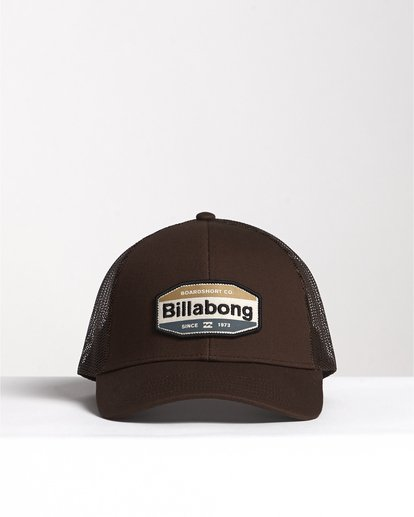 0 Walled - Gorra de visera curvada para Hombre Marron S5CT02BIP0 Billabong