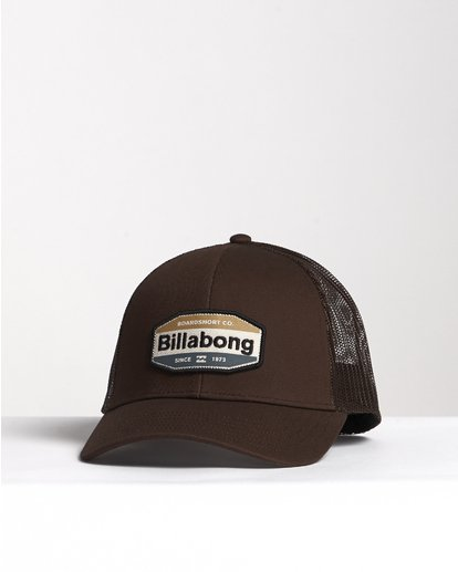 2 Walled - Gorra de visera curvada para Hombre Marron S5CT02BIP0 Billabong
