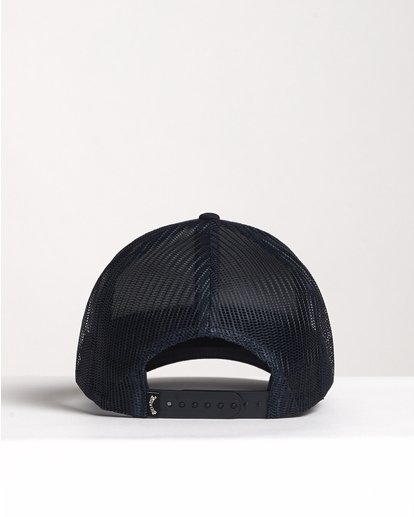 1 Walled - Trucker Cap für Herren Violett S5CT02BIP0 Billabong