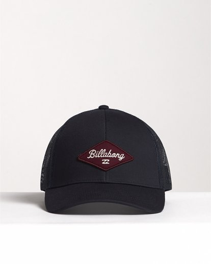 0 Walled - Trucker Cap für Herren Violett S5CT02BIP0 Billabong