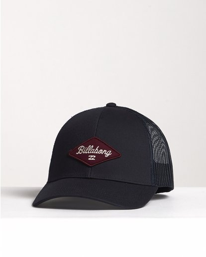 2 Walled - Trucker Cap für Herren Violett S5CT02BIP0 Billabong