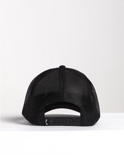 1 Walled - Trucker Hat for Men Grey S5CT02BIP0 Billabong