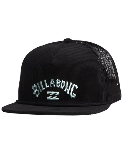 5 Alliance - Trucker Hat for Men Black S5CT05BIP0 Billabong