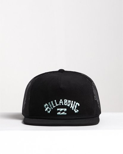 0 Alliance - Trucker Hat for Men Black S5CT05BIP0 Billabong