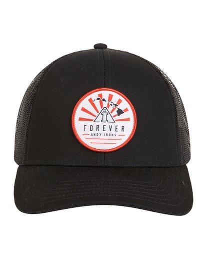 7 AI - Trucker Hat for Men Black S5CT09BIP0 Billabong