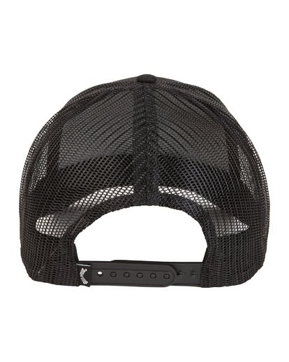 6 AI - Trucker Hat for Men Black S5CT09BIP0 Billabong