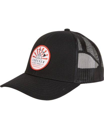 2 AI - Trucker Hat for Men Black S5CT09BIP0 Billabong