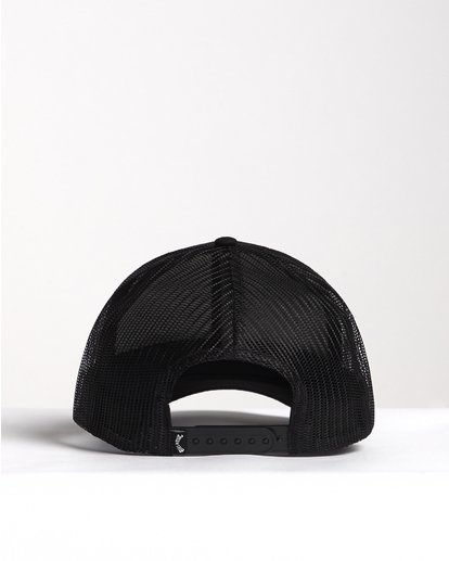 1 AI - Trucker Hat for Men Black S5CT09BIP0 Billabong