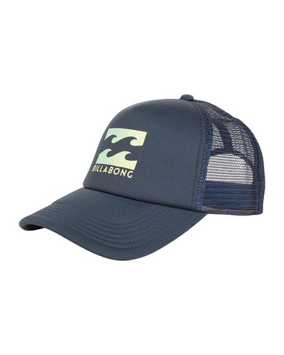 3 Podium - Trucker Cap Purple S5CT10BIP0 Billabong