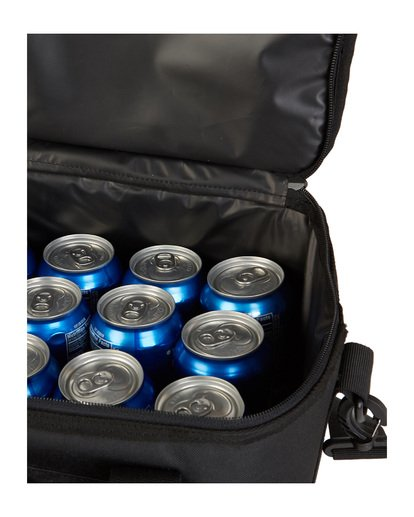 12 Beachcomber Cooler - Cooler Bag for Men Black S5ES02BIP0 Billabong