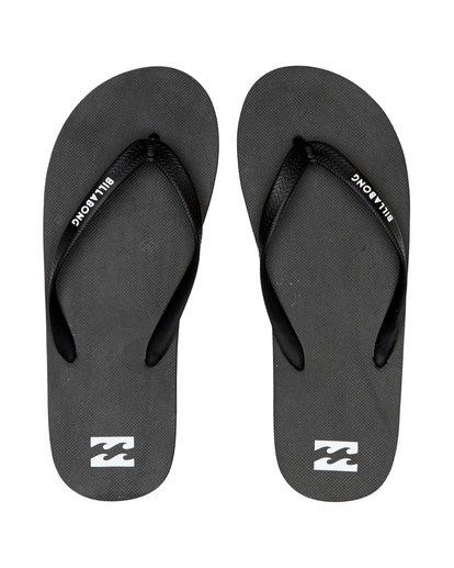 7 Tides Solid - Flip-Flops für Herren Schwarz S5FF01BIP0 Billabong