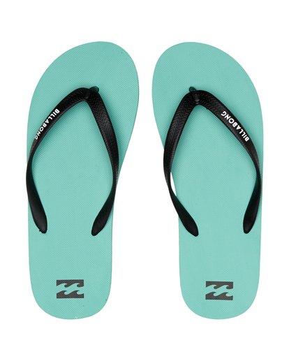 7 Tides Solid - Flip-Flops für Herren Blau S5FF01BIP0 Billabong