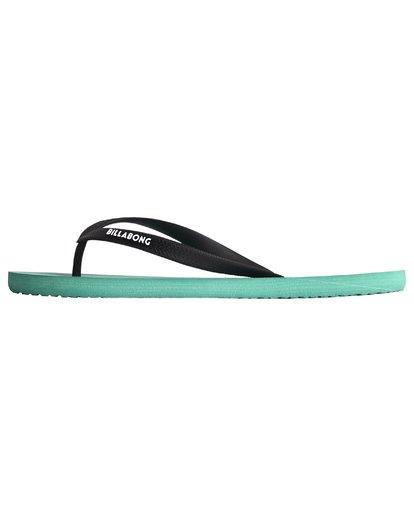 4 Tides Solid - Flip-Flops für Herren Blau S5FF01BIP0 Billabong