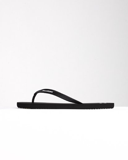 0 Tides Solid - Flip-Flops for Men Black S5FF01BIP0 Billabong