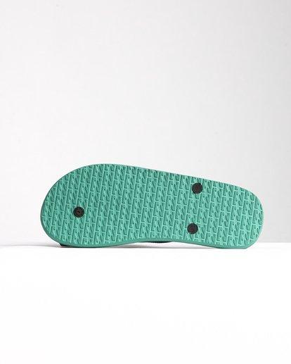 3 Tides Solid - Flip-Flops für Herren Blau S5FF01BIP0 Billabong