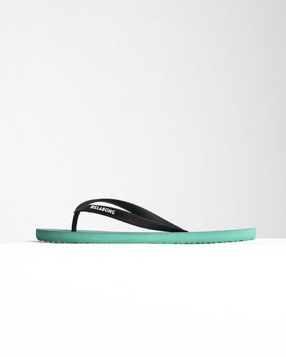 1 Tides Solid - Flip-Flops für Herren Blau S5FF01BIP0 Billabong