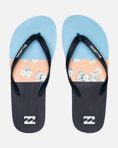 0 Tides Tribong - Flip-Flops für Herren Blau S5FF02BIP0 Billabong