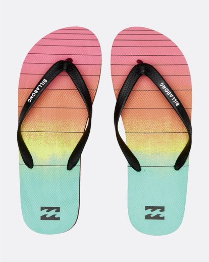 0 Tides 73 Stripe - Flip-Flops for Men Blue S5FF03BIP0 Billabong