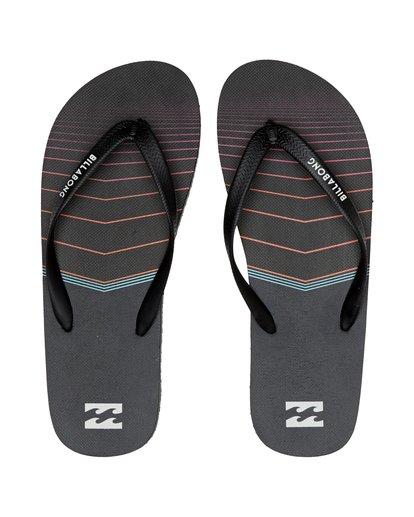 7 Tides Northpoint - Flip-Flops for Men Black S5FF04BIP0 Billabong