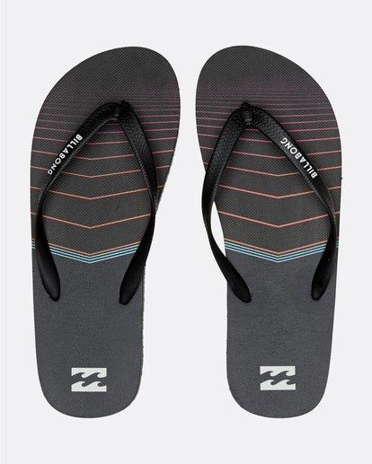 0 Tides Northpoint - Flip-Flops for Men Black S5FF04BIP0 Billabong