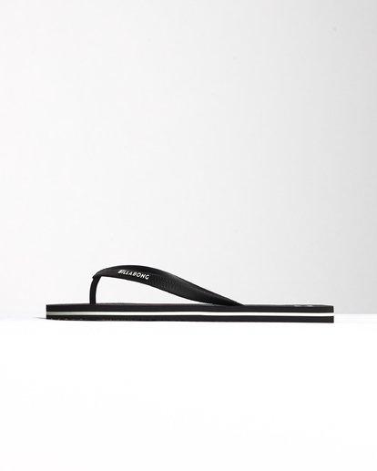 1 Tides Northpoint - Flip-Flops for Men Black S5FF04BIP0 Billabong