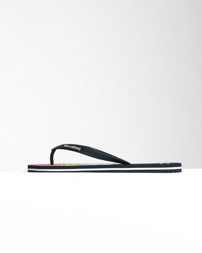 1 Tides Northpoint - Flip-Flops für Herren Blau S5FF04BIP0 Billabong