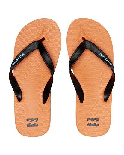 7 All Day - Sandalen für Herren Orange S5FF07BIP0 Billabong
