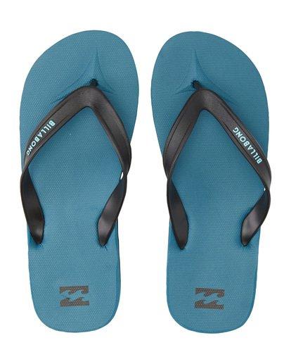 9 All Day - Sandalen für Herren Blau S5FF07BIP0 Billabong