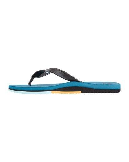 10 All Day - Sandalen für Herren Blau S5FF07BIP0 Billabong