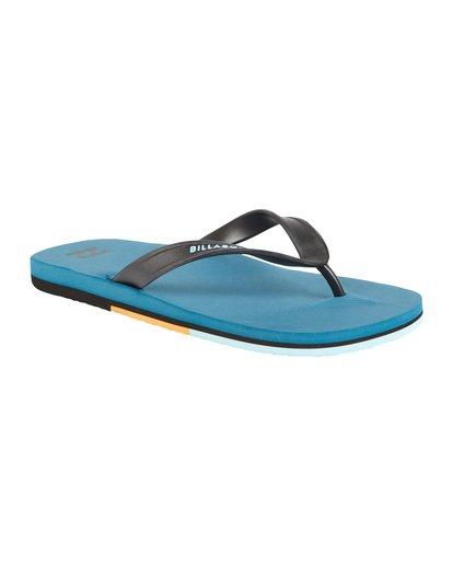 11 All Day - Sandalen für Herren Blau S5FF07BIP0 Billabong
