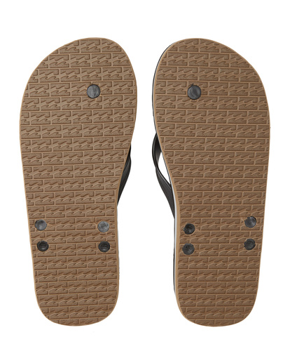 9 All Day - Sandalen für Herren Grau S5FF07BIP0 Billabong