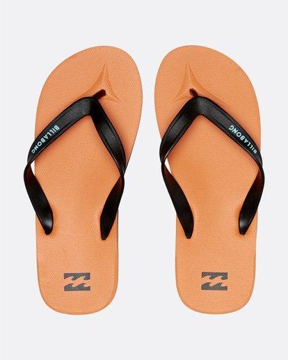 0 All Day - Sandalen für Herren Orange S5FF07BIP0 Billabong