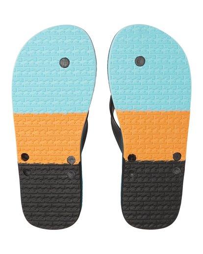 4 All Day - Sandals for Men Blue S5FF07BIP0 Billabong