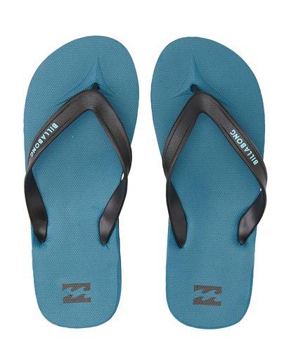 3 All Day - Sandals for Men Blue S5FF07BIP0 Billabong