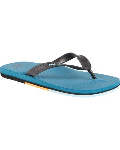 2 All Day - Sandals for Men Blue S5FF07BIP0 Billabong