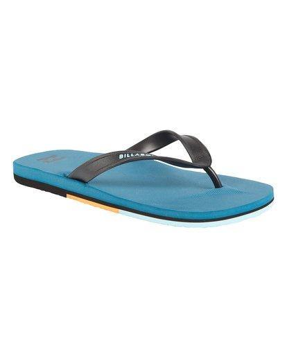 7 All Day - Sandalen für Herren Blau S5FF07BIP0 Billabong