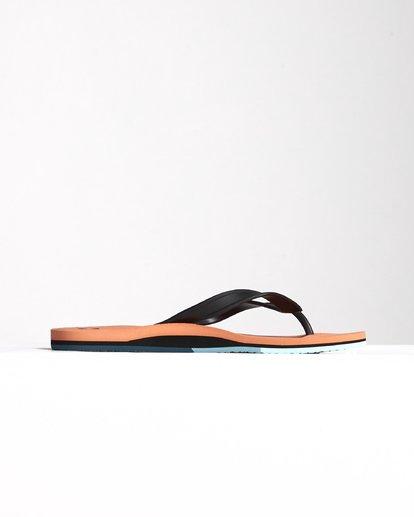 2 All Day - Sandalen für Herren Orange S5FF07BIP0 Billabong