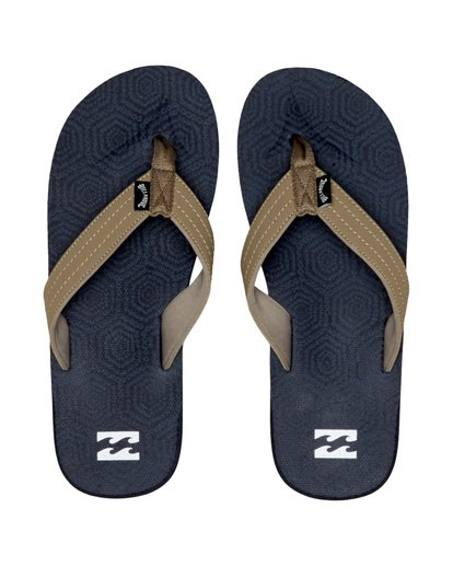 7 All Day Theme - Flip-Flops für Herren Blau S5FF08BIP0 Billabong