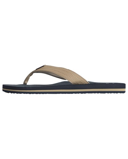 4 All Day Theme - Flip-Flops für Herren Blau S5FF08BIP0 Billabong