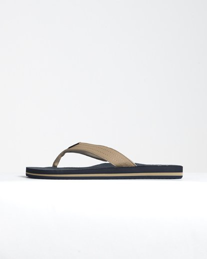 1 All Day Theme - Flip-Flops für Herren Blau S5FF08BIP0 Billabong