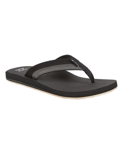 3 All Day Impact - Sandals for Men Black S5FF10BIP0 Billabong