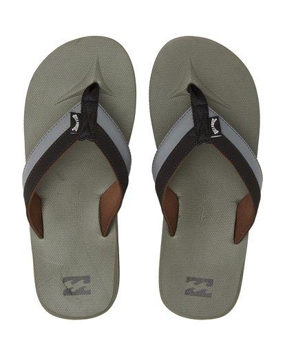 1 All Day Impact - Sandals for Men Camo S5FF10BIP0 Billabong