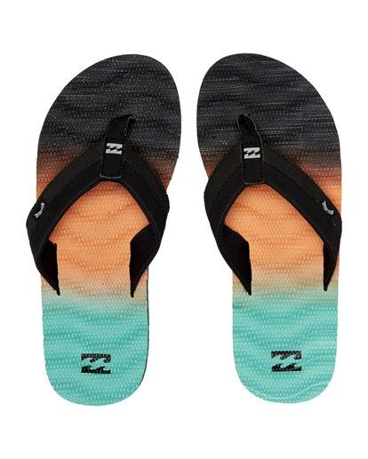 7 Dunes Fade - Flip-Flops für Herren Blau S5FF14BIP0 Billabong