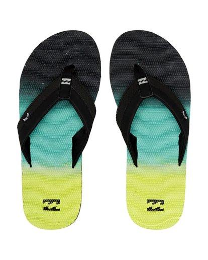 7 Dunes Fade - Flip-Flops für Herren Gelb S5FF14BIP0 Billabong