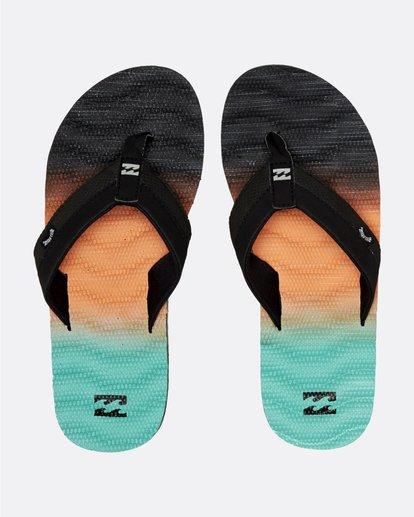 0 Dunes Fade - Flip-Flops für Herren Blau S5FF14BIP0 Billabong