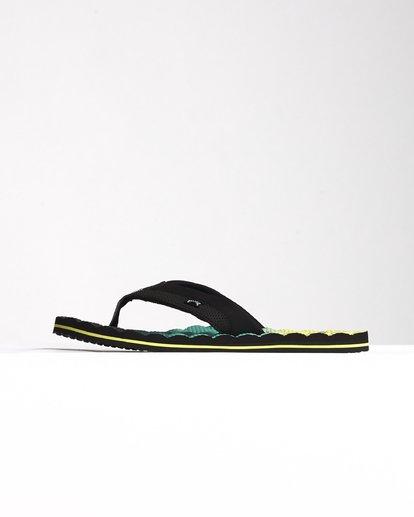 0 Dunes Fade - Flip-Flops for Men Yellow S5FF14BIP0 Billabong